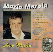 MARIO MEROLA - AVE MARIA  CD NAPOLETANI