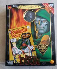 Marvel Comics Dr Doom Famous Cover Series Action Figure By Toy Biz 1998