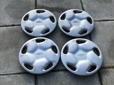 "FORD GALAXY 15"" WHEEL TRIM X 4 HUB CAP GENUINE 95VW1130DB"