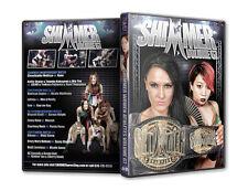 Official Shimmer Women Athletes Volume 67, Female Wrestling Event DVD