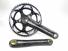 Campagnolo CX Carbon Crankset 175mm 46/36 10 Speed Cyclocross NEW