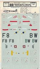 Micro Scale Decals WWII Axis Aces German ME-109 Japanese Zero Military 1:72