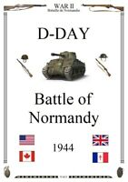 Stamps album to print  D DAY  BATTLE OF NORMANDY
