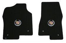 LLOYD Classic Loop™ Ebony FRONT FLOOR MATS fit 2002-2006 Cadillac Escalade EXT