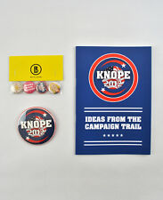 Leslie Knope Gift Set! Knope 2012 election gear! parks and recreation, halloween