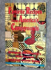 WOODALL'S Favorite Recipes From AMERICA'S CAMPGROUNDS! Ann Emerson, FREE SHIP