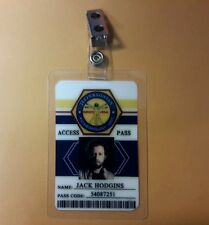 Bones Jeffersonian TV Series ID Badge-Jack Hodgins cosplay prop costume