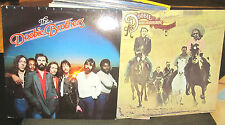 2 lp lot the doobie brothers stampede one step closer '75 '80 vinyls WOW !!
