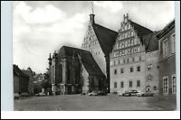 FREIBERG Postkarte Ansichtskarte DDR 1979 Dom und Bergbau Museum am Untermarkt