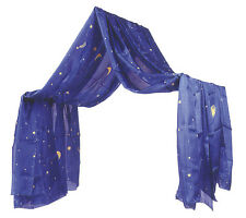 Sarah's Silks Night Sky Play Silk Scape Canopy Tent for Boys & Girls - 567513