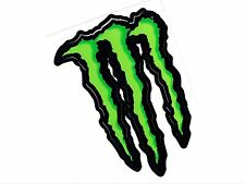1 Autocollant stickers Monster Energy déco auto moto surf skate snowboard Wake