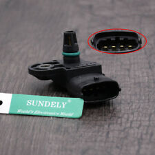 NEW MANIFOLD AIR PRESSURE SENSOR FOR OPEL VAUXHALL ASTRA H 1.9 CDTI MAP 73503657