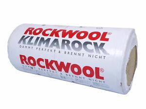 Rockwool Klimarock // Lamellenmatte //Steinwolle // verschieden Varianten