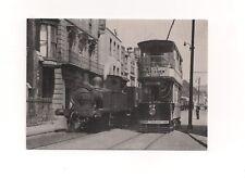 Ansichtskarte, Straßenbahn in Großbritannien, Repro, aus Straßenbahnsammlung