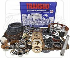 Ford C6 Raybestos Blue G2 Performance Deluxe Transmission Transgo Kit 1976-96