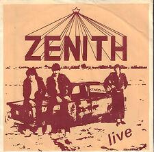 "ZENITH – Motorbice (1980 VINYL SINGLE 7"" RARE DUTCH HARDROCK)"