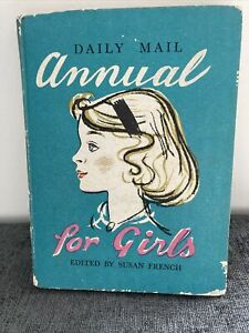 DAILY MAIL ANNUAL FOR GIRLS - circa 1960