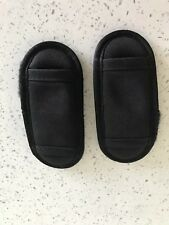 Bugaboo Cameleon 1 2 3 Replacement Pushchair Seat Strap Covers In Black
