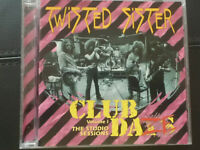 TWISTED  SISTER  -  CLUB  DAZE  Vol. 1, ,    CD  1999  ,   ROCK ,  HEAVY  METAL
