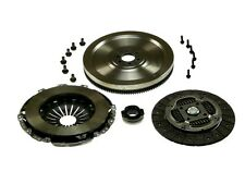VW GOLF MK5 MK6 1.6TDi 1.9TDi FLYWHEEL SOLID FLYWHEEL CONVERSION CLUTCH KIT