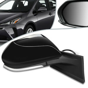 Fit 16-20 Toyota Prius Folding Powered+ Heated Side Door Mirror Right TO1321354