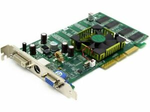 Leadtek LR2969 Acer Nvidia Geforce FX5500 Gpu 128MB AGP Graphic Card