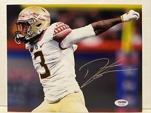 Derwin James Signed Florida State Seminoles 8x10 Photo PSA/DNA