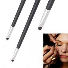 Cosmetic Brown Makeup Tools Eye Brow Brushes Eyeshadow