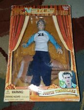 New Nsync Collectible Marionette - Justin Timberlake Doll