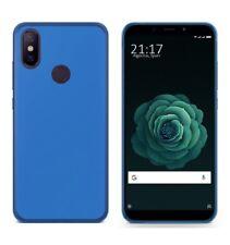 Funda TPU LISA Blanca para Xiaomi MI A2 (5.99) + PROTECTOR CRISTAL TEMPLADO