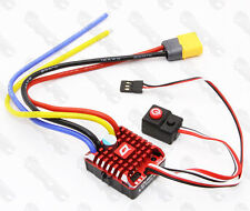 Hobbywing QuicRun 1080 Brushed Waterproof  80A ESC Speed Controller RC Crawler