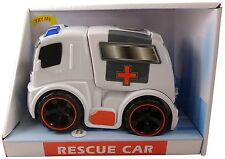 18cm Rescue Car with Lights and Sound (BT277)