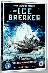 The Icebreaker (2016) DVD Pyotr Fyodorov, Nikolay Khomeriki, Immediate Dispatch