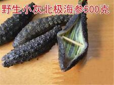 500g Sea Cucumber Natural Sun Dried from Canada SMALL Size