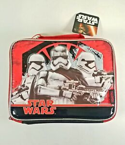 New Thermos K25315006 Star Wars Episode 7 Lunch Bag with Stormtroopers