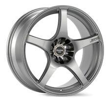 19x8 Enkei RP03 5X100 +35 Silver Wheels (Set of 4)
