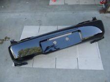 Subaru Impreza WRX GD Wagon 2003 Hatch Rear Bumper Bar Cover Black