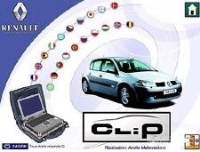 177 V Renault CAN Clip logiciel-Version Téléchargeable