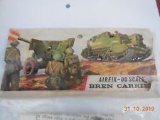 Airfix Model kit -  Bren Carrier & A/T Gun - H0/00 - 61309-9 SERIES 1