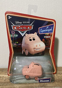 Disney Pixar Cars Supercharged Hamm 1st Edition