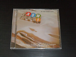 Now 8. CD. New & Sealed.