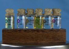 Balinese fragrant burner oil - Lavender, Rose, Jasmine, Lemon Vanilla Sandalwood