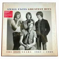 Small Faces Greatest Hits Vinyl New 180g LP The Immediate Years 1967 - 1969