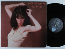 PATTI SMITH GROUP Easter ARISTA LP VG+ with lyric sheet insert *