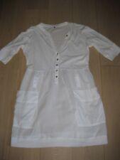 MISS CAPTAIN robe tunique blanche 38-40