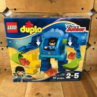 New - LEGO DUPLO Disney 10825 Miles Exo-Flex Suit Building Kit 37 Pieces Sealed