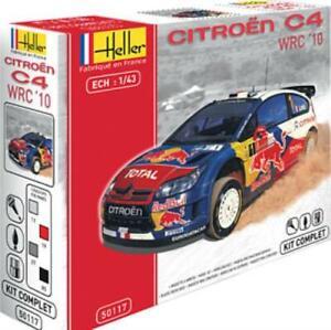 Heller  1/43 Citroen C4 WRC 2010
