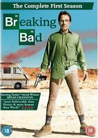 Breaking Bad Season 1 DVD - Complete Series 1 - Brand New (Box Set)