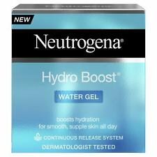 Neutrogena Hydro Boost Water Gel Moisturiser with Hyaluronic Acid & Trehalose -