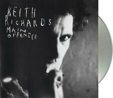 "Keith Richards ""main offender"" CD NEU Album 2019"